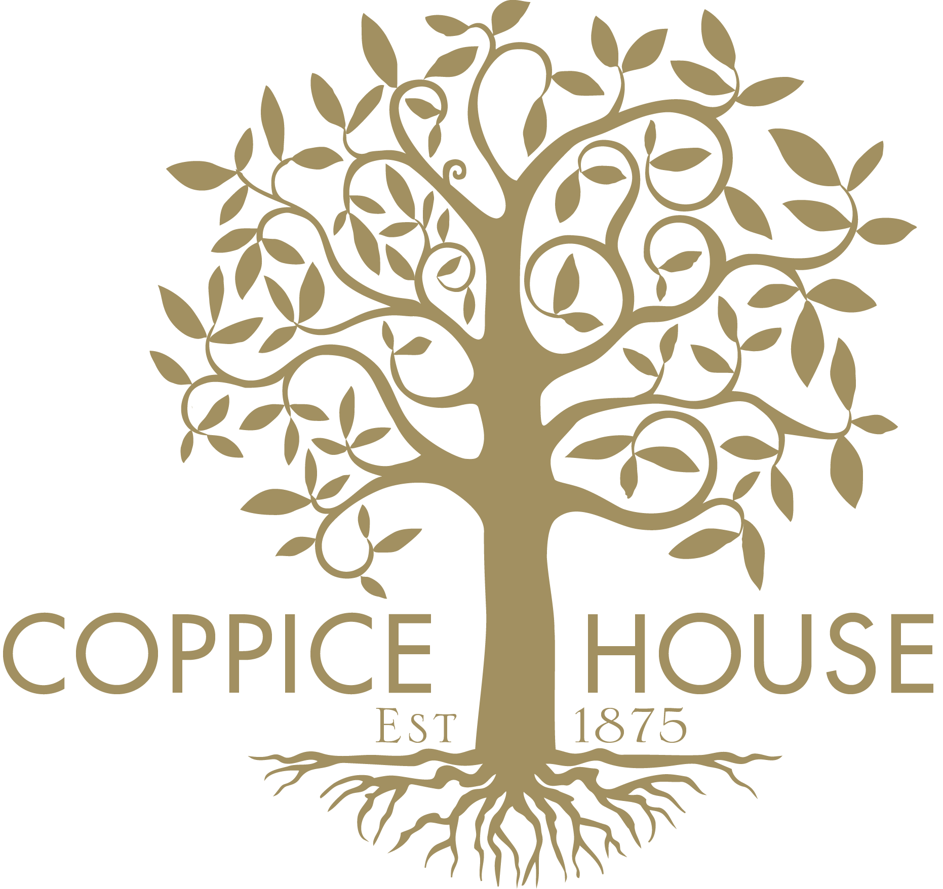 coppice house logo 1col